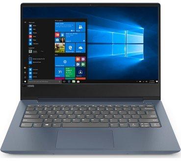 Lenovo Ideapad 330s4 Go 1366 x 768 128 Go Windows 10 7 Heure(s) Intel HD Graphics 620 14,6 pouces Dual Core Intel