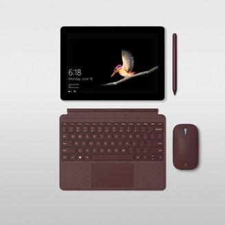 Microsoft Surface Go8 Go 128 Go avec écran tactile 9 pouces 9 Heure(s) Intel HD Graphics 615 Windows 10S Dual Core Intel 1800 x 1200 0,522 kg