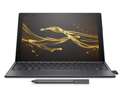 HP Spectre x2 12-c000nf12 pouces 8 Go 256 Go avec écran tactile 0,79 Kg 3000 x 2000 Intel Iris Plus 640 16 Heure(s) Dual Core Windows 10 Famille 64 bits Intel