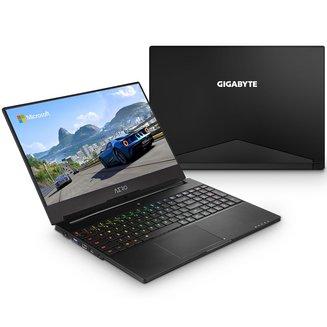 Gigabyte Aero 15X V8512 Go 1920 x 1080 Intel Core i7 16 Go 15,6 pouces 6200 mAh NVIDIA GeForce GTX 1070 Windows 10 Professionnel 64 bits 1,9 kg 6 cœurs / 12 threads