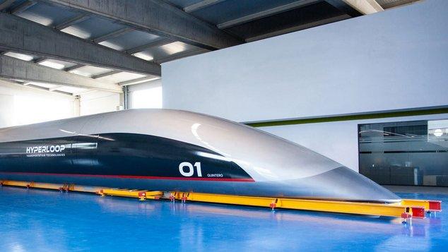 hyperloop quintero
