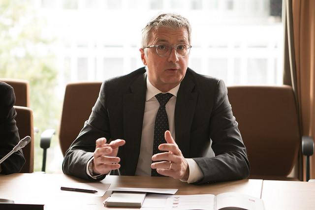 Rupert Stadler Audi CEO