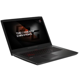 Asus ROG Strix GL702ZC1 To 1920 x 1080 4 Cellules 256 Go 17,3 pouces 8 Go AMD Ryzen 7 Octo-Core (8-Core) AMD Radeon RX 580 3,2 kg Windows 10 Famille 64 bits