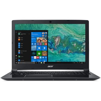 Acer Aspire 7 Gaming Edition A715-72G-533A1 To 1920 x 1080 8 Go Intel Core i5 15,6 pouces 2,35 kg NVIDIA GeForce GTX 1050 180 Go 7 Heure(s) Quad Core Windows 10 Famille 64 bits