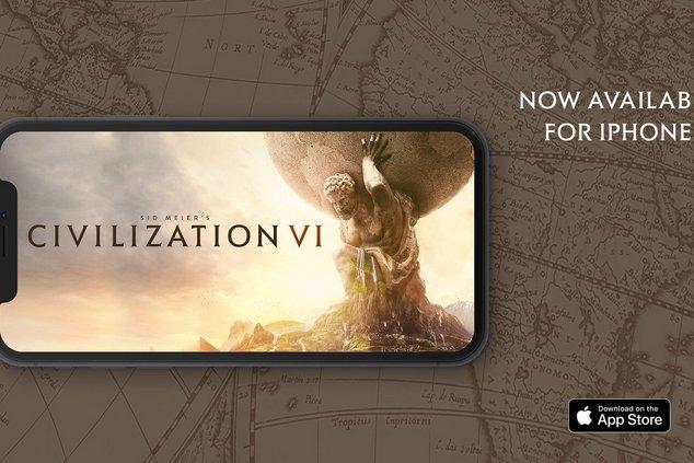 civilization vi iphone