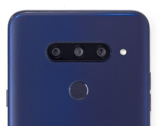 V40 LG capteurs photo