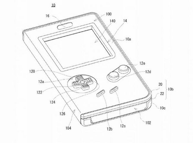 gameboy coque smartphone