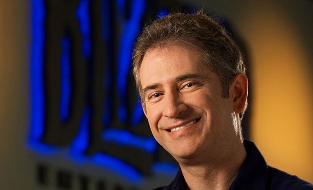 mike morhaime quitte blizzard