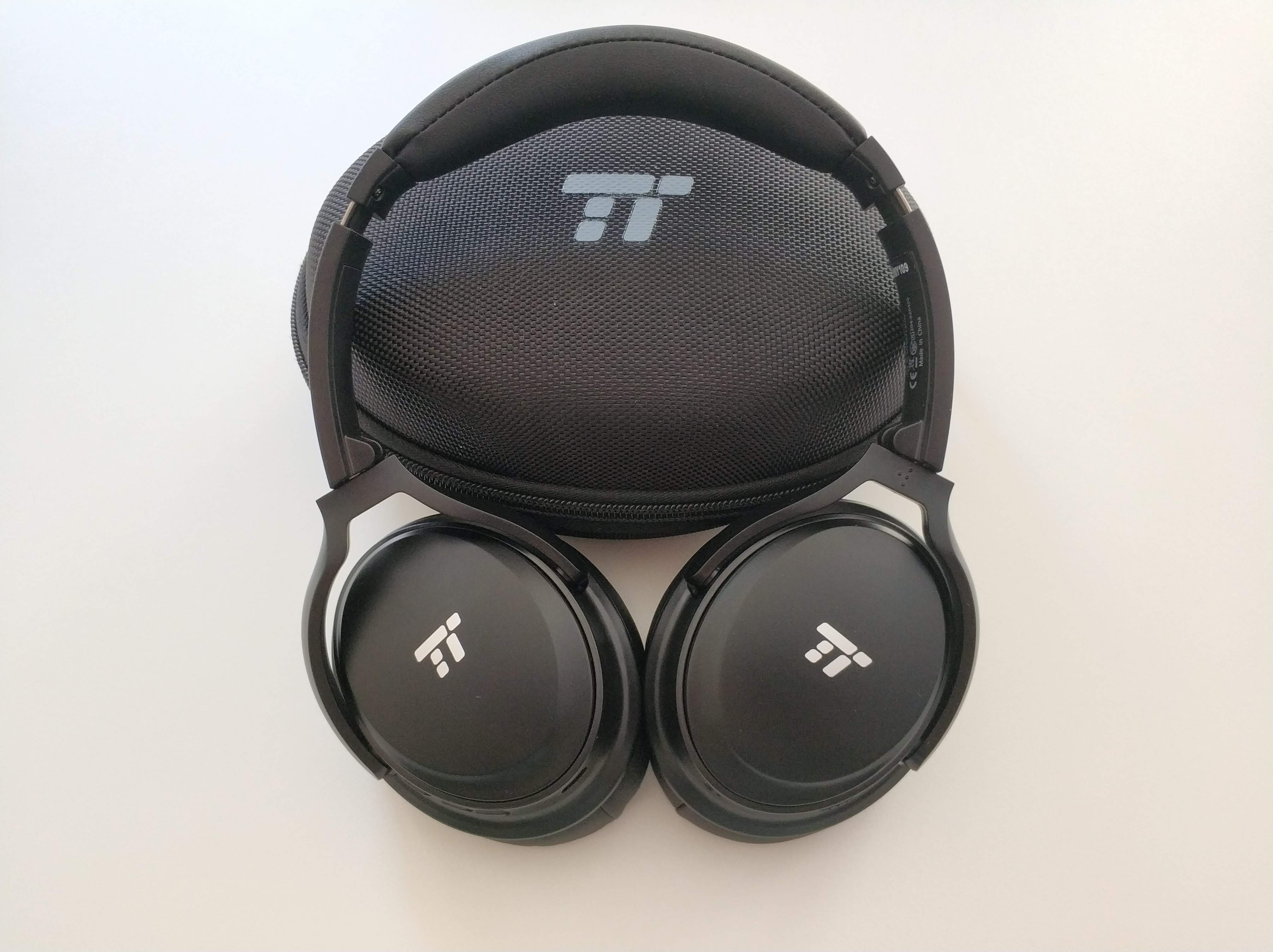 Test du casque Bluetooth TaoTronics TT-BH22 : la réduction de bruit ...