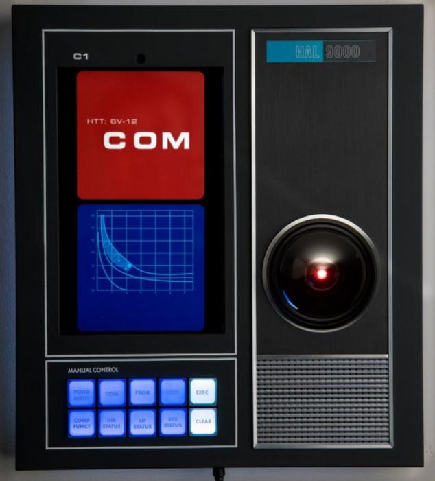 HAL 9000 Master Replica