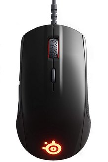 SteelSeries Rival 110filaire Gamer Gamer 6 boutons Pour Droitier Uniquement 6 2 m 7200 dpi