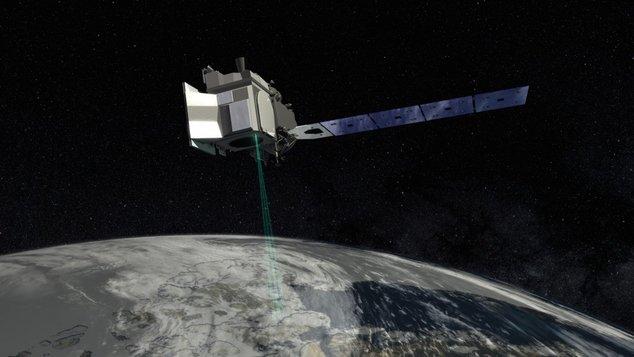 icesat-2 satellite