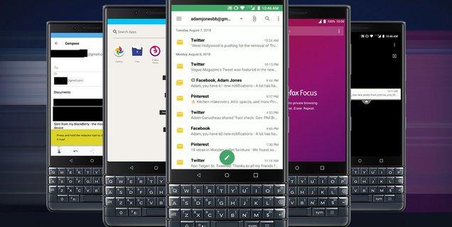 BlackBerry renaît une nouvelle fois de ses cendres : un smartphone 5G en approche