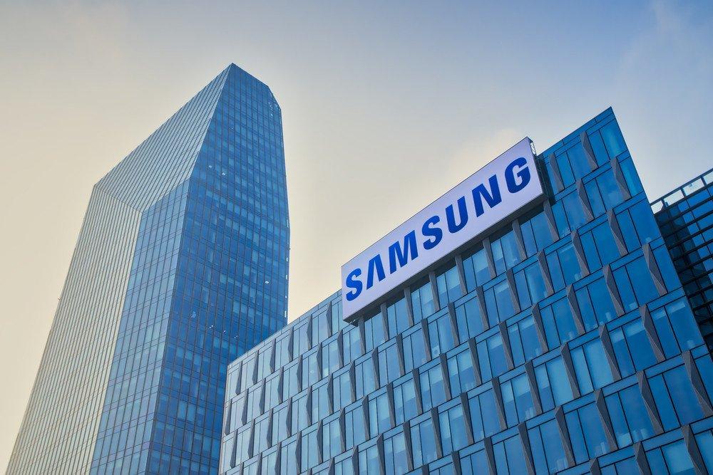 Samsung logo ©Samsung