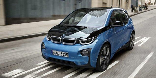 BMW i3 : la citadine électrique continuera d'être produite au moins jusqu'en 2024