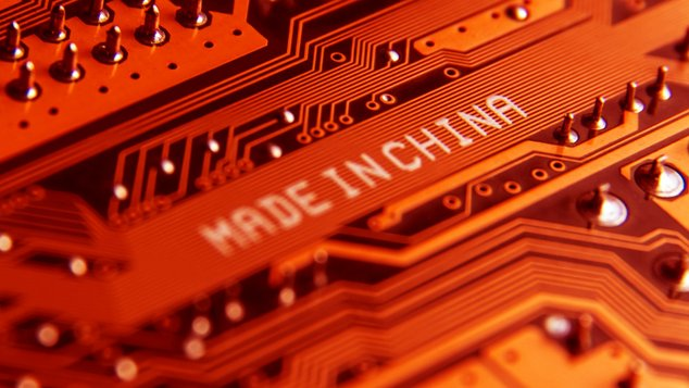china printed circuit