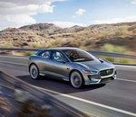 Mondial Auto | Jaguar I-Pace, le SUV électrique qui titille la Tesla Model X