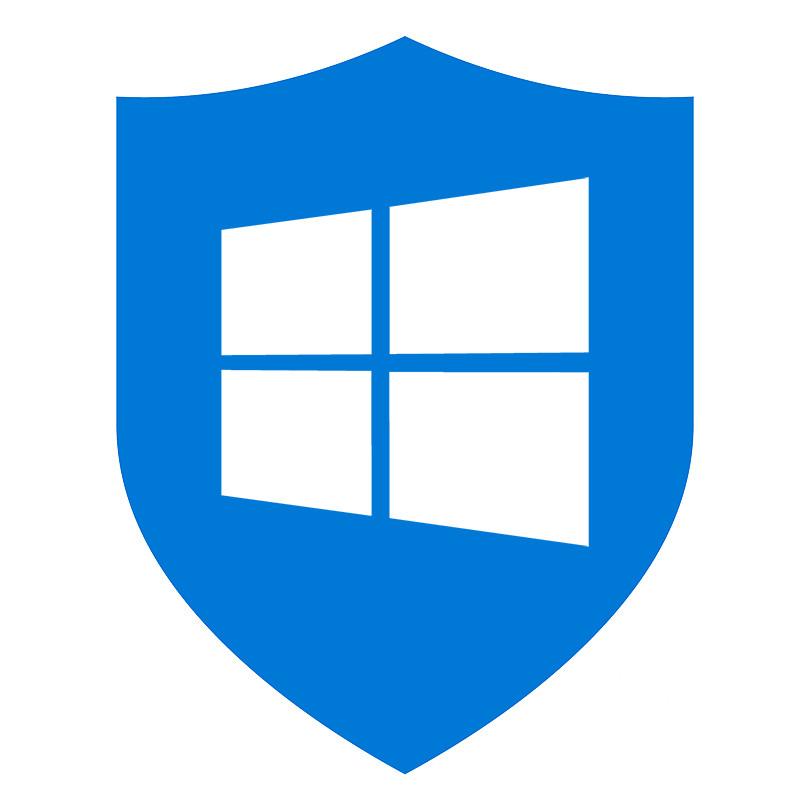 Windows et sécutité > logo
