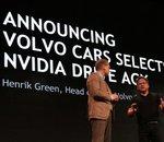 Volvo + Nvidia = un ordinateur de bord révolutionnaire en 2020