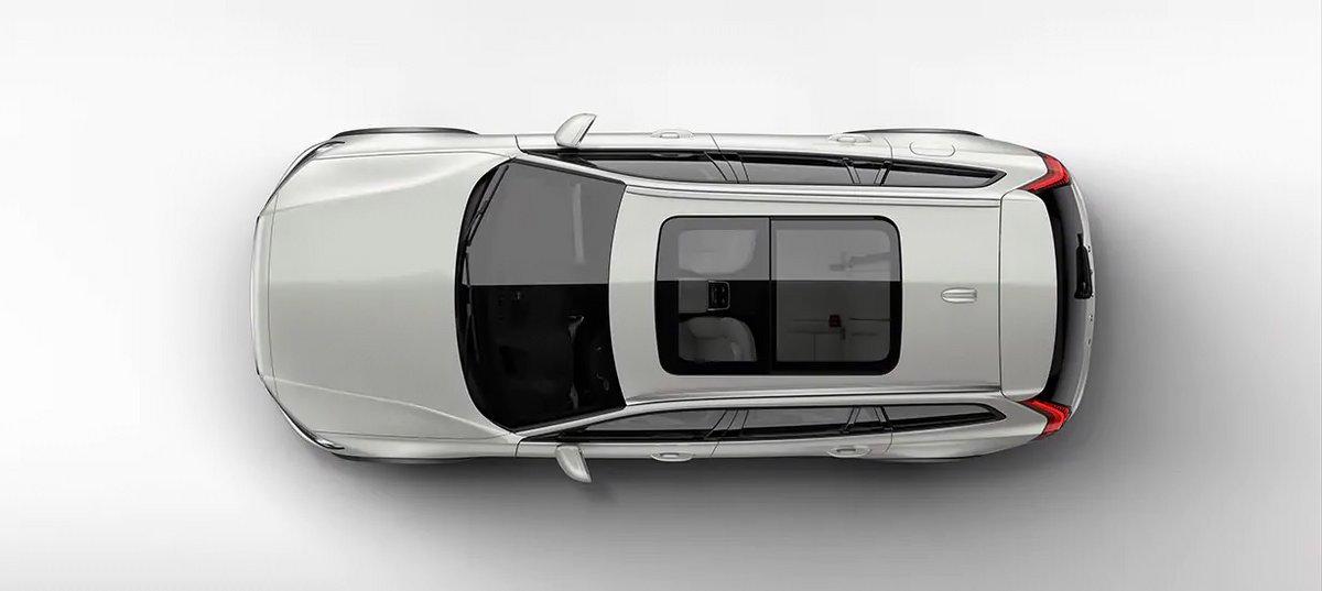 Volvo Car SPA2 Announcement
