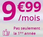 ⚡ Bon Plan : Forfait illimité B&You + 30Go à vie sans engagement à 9,99€