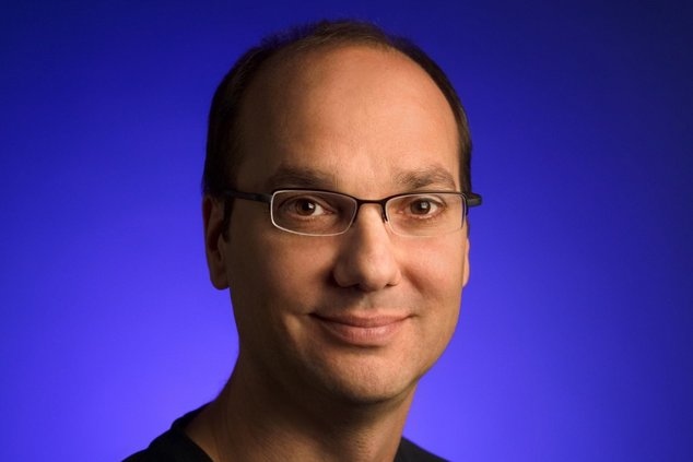 Andy Rubin Essential Products