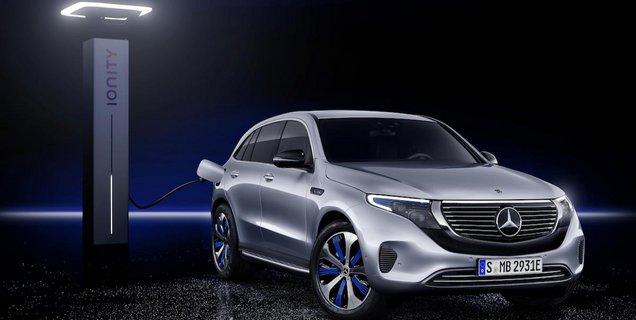 La Mercedes EQC disponible en deux nouvelles versions dès le mois de mai prochain