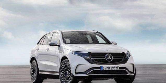 Mercedes EQC : le vaisseau électrique étoilé à l'essai