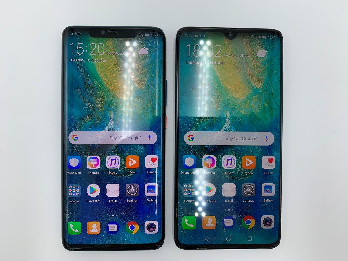 Huawei Mate 20 Pro - Prise en mains