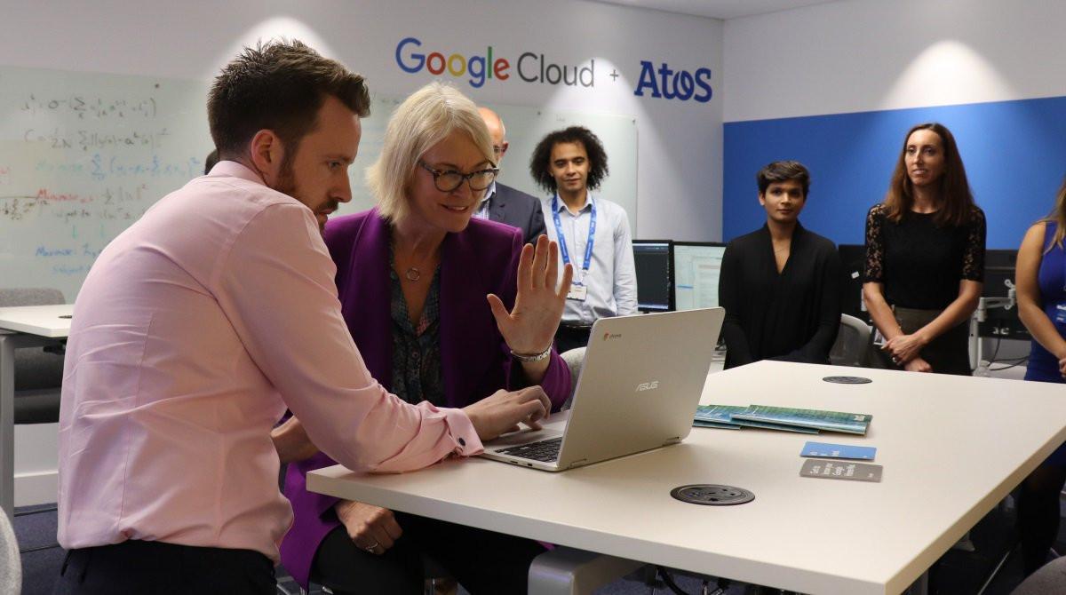 Atos Google Margot James.jpg