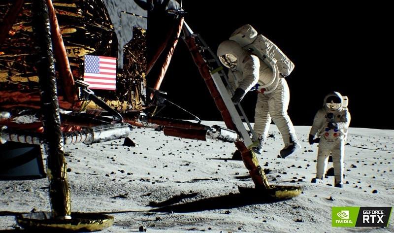 NVIDIA RTX2 Apollo 11