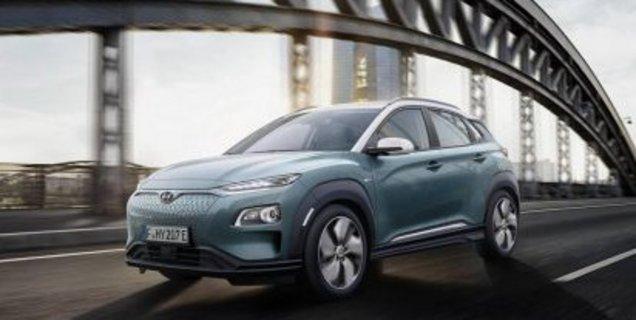 Hyundai Kona, un SUV 100% électrique doté d'une autonomie vraiment décente