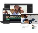 Adobe Premiere Rush est disponible sur Android