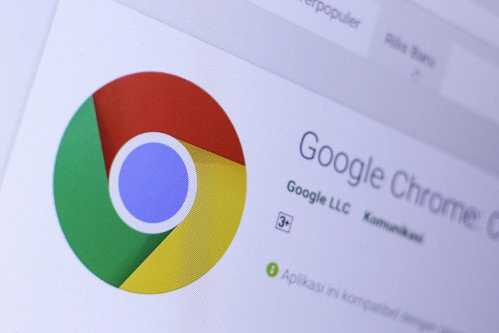 Google Chrome ©FOOTAGE VECTOR PHOTOS / Shutterstock.com