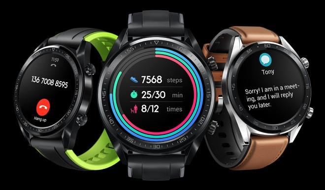 Huawei Watch GT modèles