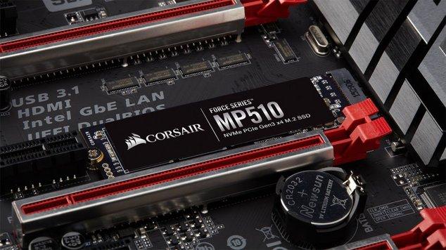 corsair ssd force series mp510