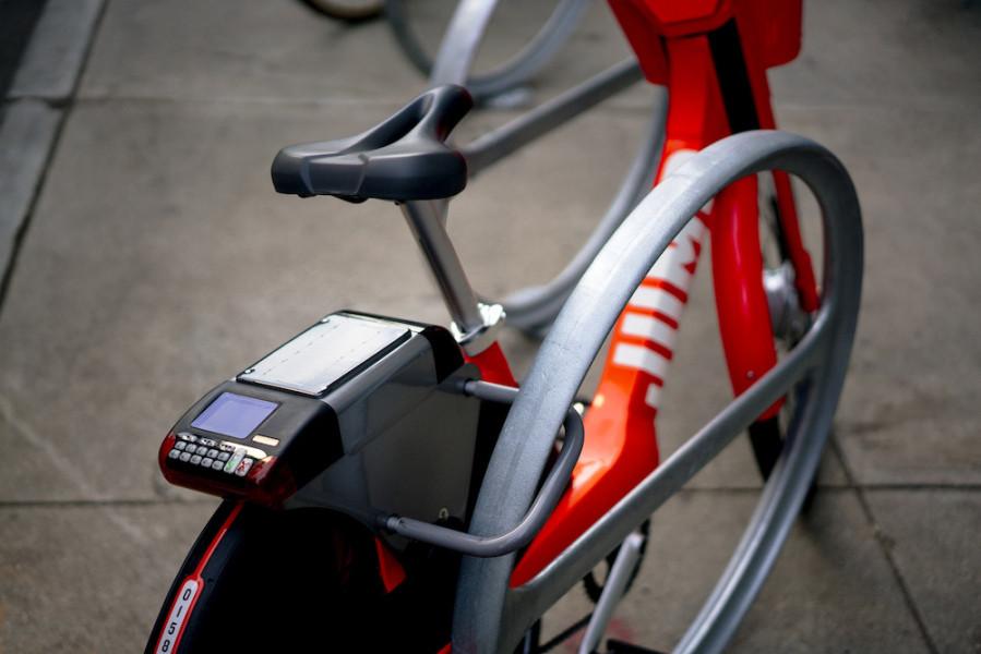 Uber vélo électrique