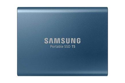 Samsung Portable SSD T5500 Go Externe SSD 1 x USB 3.1 Type C
