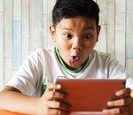 Enfants : pas d'écran dans la chambre et pendant les repas, recommandent les médecins