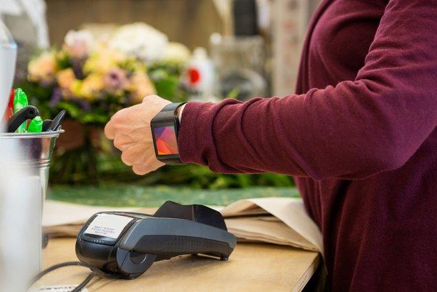paiement smartwatch