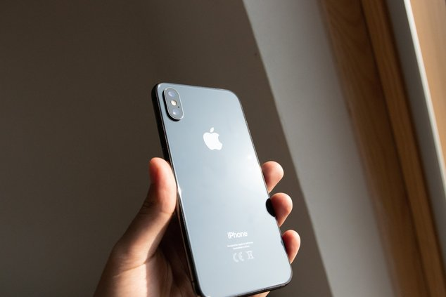 iPhone XS test