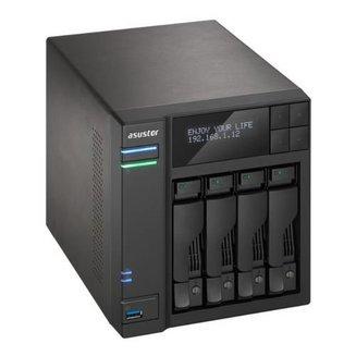 Asustor AS6204TEthernet 4 baies USB 2.0 sans disque dur USB 3.0 HDMI