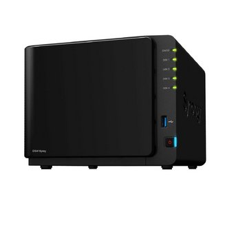 Synology DS418playEthernet 4 baies sans disque dur USB 3.0 HDMI