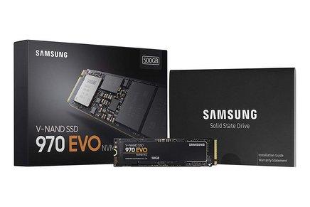 Samsung 970 Evo NVMe M.2500 Go Interne SSD M.2