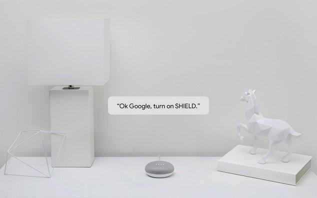 google home compatible nvidia shield tv