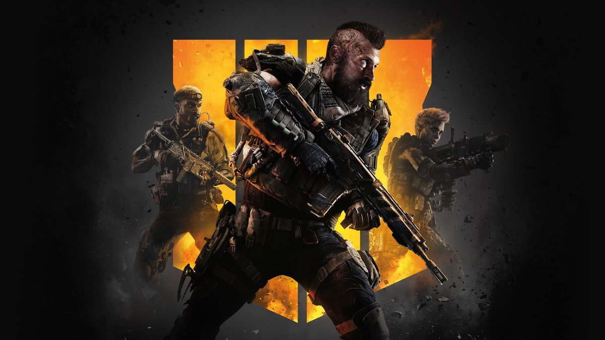 Call of Duty Black Ops 4 Logo