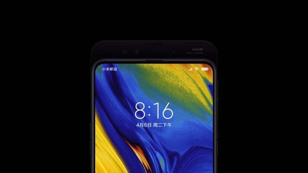 Xiaomi Mi Mix 3 écran