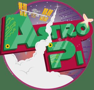 astro pi iss logo