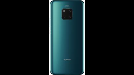 """Huawei Mate 20 Pro Vert EmeraudeMonobloc smartphone avec autofocus avec écran tactile Basique avec stabilisateur d'image avec détection des visages avec correction des yeux rouges Android avec flash LED 4G LTE Smartphone Double SIM 4G Téléphone portable 6,4"""" pouces Classique 189 g 6 Go 4G+ avec APN 24 Mpixels avec zoom numérique avec Zoom numérique 4x Mate 20 Pro Kirin 980 128Go Avec APN 40 Mpixels nanoSD Vert"""