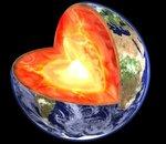 Le noyau de la Terre est bel et bien solide (mais elle n'est toujours pas plate)